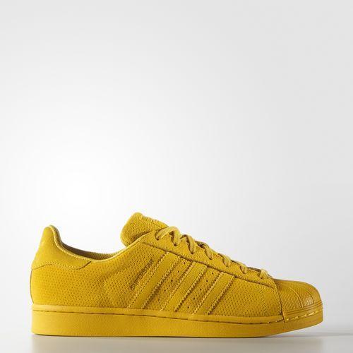 Womens Adidas Superstar Rt Eqt Yellow Originals Shoes
