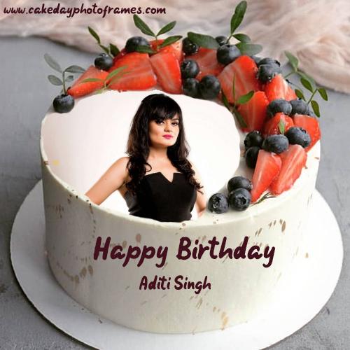 Happy Birthday Aditi Singh Sharma in 2020 Birthday