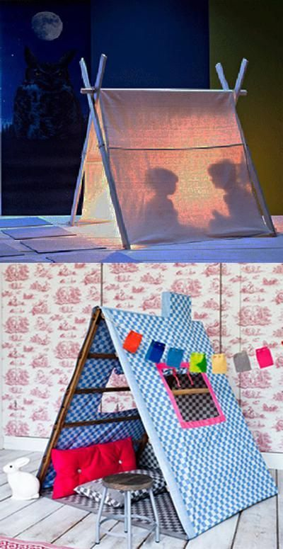 22 Kids Tent Ideas for Children Bedroom Designs and Playful Backyard Decorating & 22 Kids Tent Ideas for Children Bedroom Designs and Playful ...