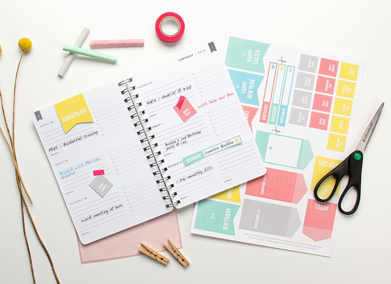 Free Diary Printables   Happy Free Diary, Planners And Free Planner   Diary  Paper Printable  Diary Paper Printable