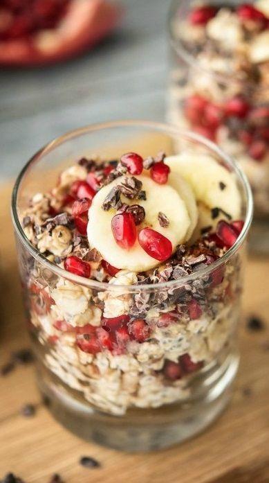 Haferbrei mal anders: Frühstück zum Mitnehmen | HelloFresh Blog