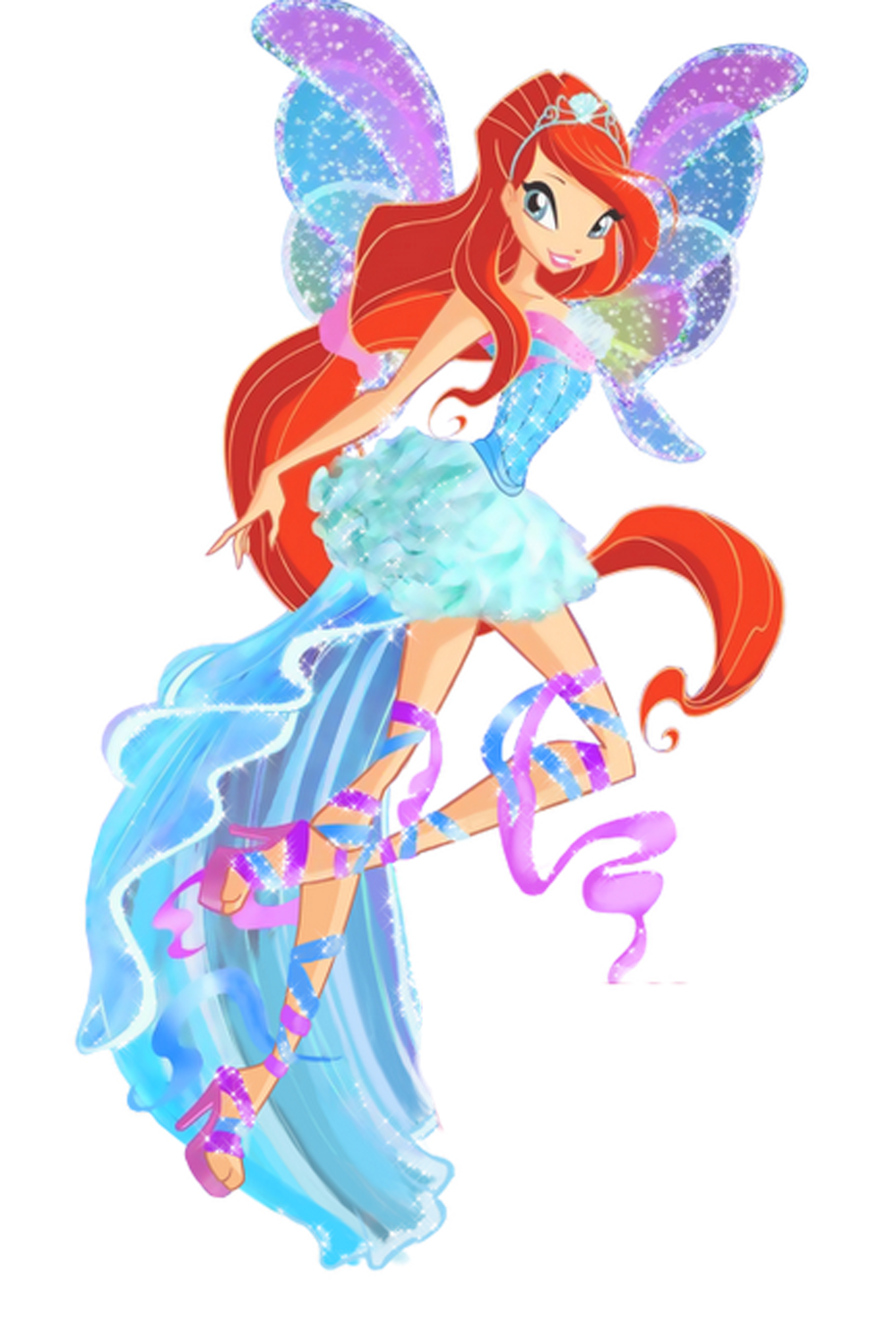 Bloom harmonix winx club a c pinterest winx club - Bloom dessin anime ...