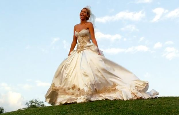 Beyonce S Best Thing I Never Had Video Wedding Dress Details