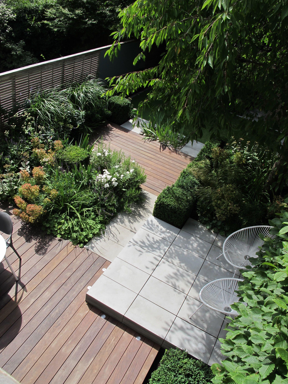 Contemporary Design Landscape Garden