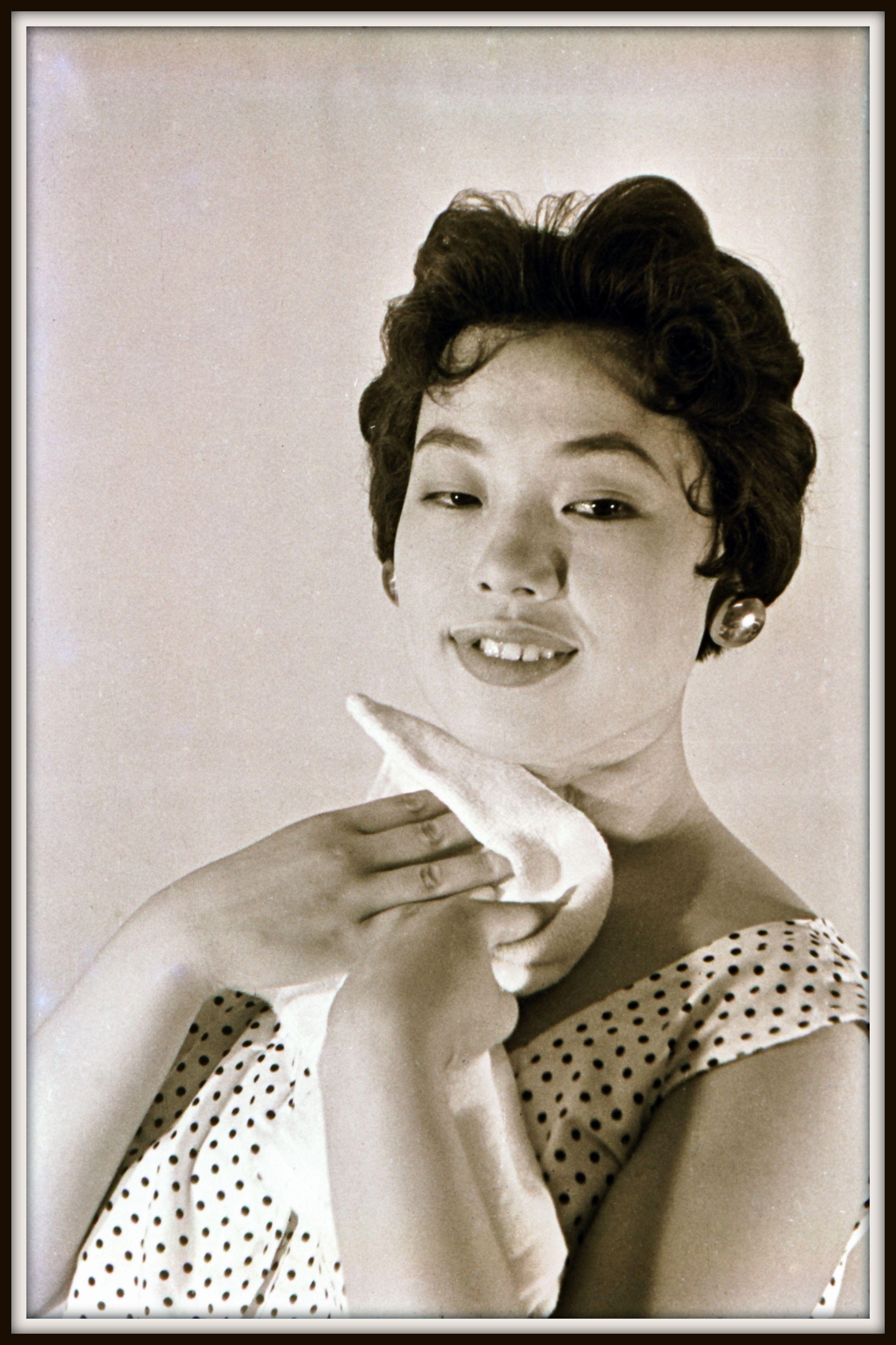 山本悍右 Kansuke Yamamoto 1955. ©Toshio Yamamoto