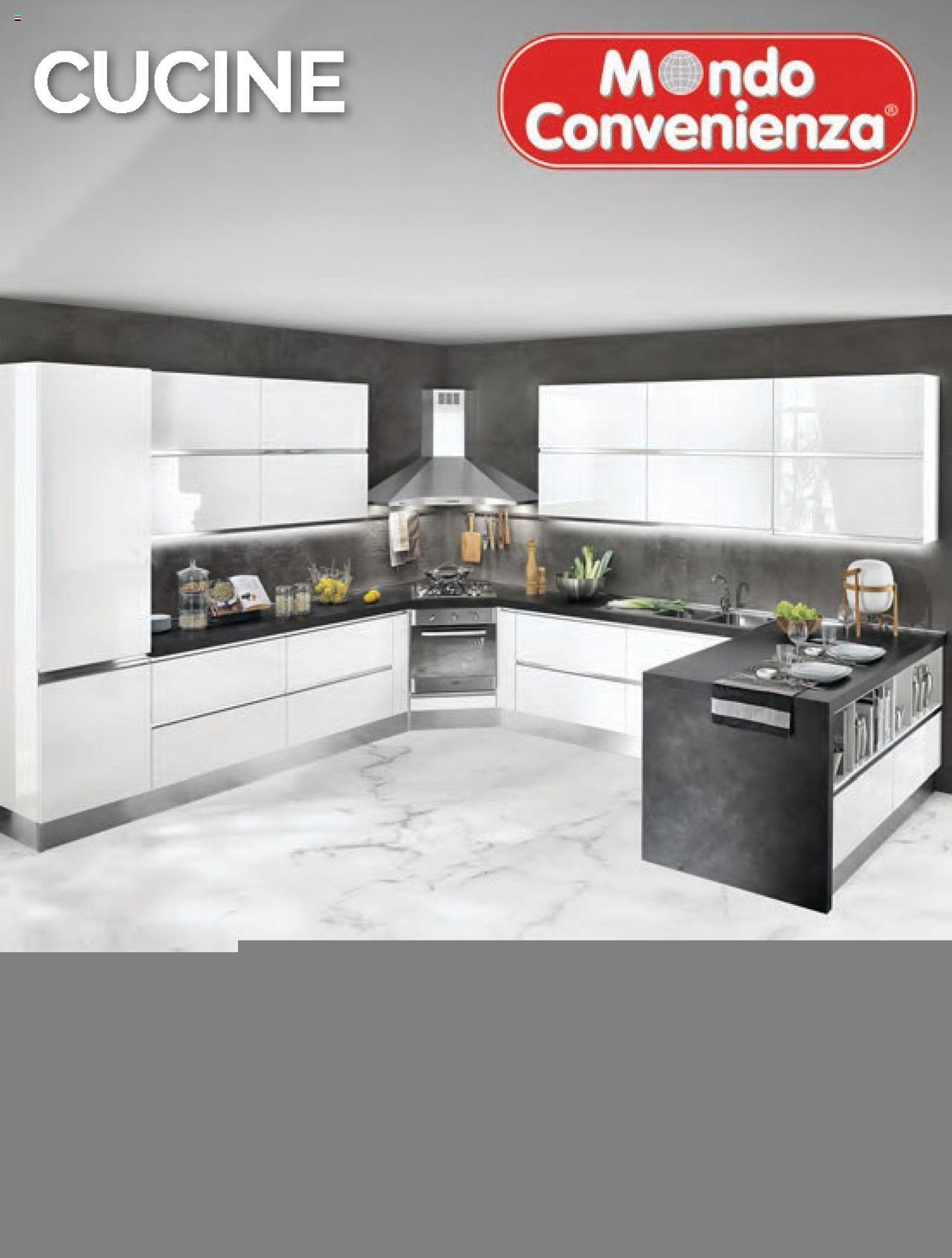 Catalogo Mondo Convenienza Cucine Dal 1 10 2020 Al 1 06 2021 Cucine Arredamento Catalogo