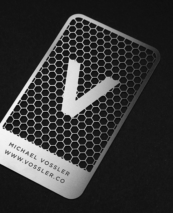 Stainless Steel Cards World Leader In Metal Business Cards Metal Business Cards Business Cards Creative Luxury Business Cards