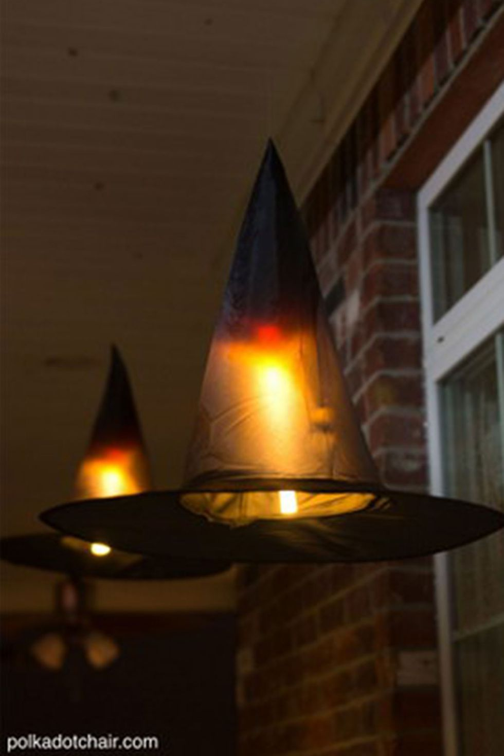 Put a Spell on Your Neighbors With These DIY Outdoor Halloween - Pinterest Outdoor Halloween Decorations