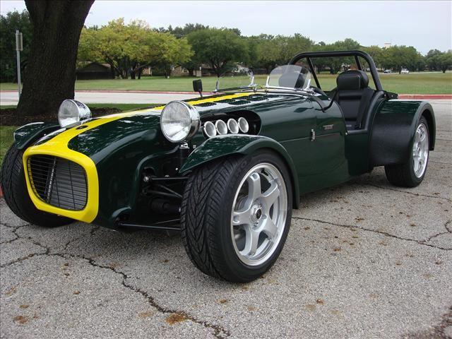 List: Ten Lotus 7 Replica Kit Cars | カー, 車