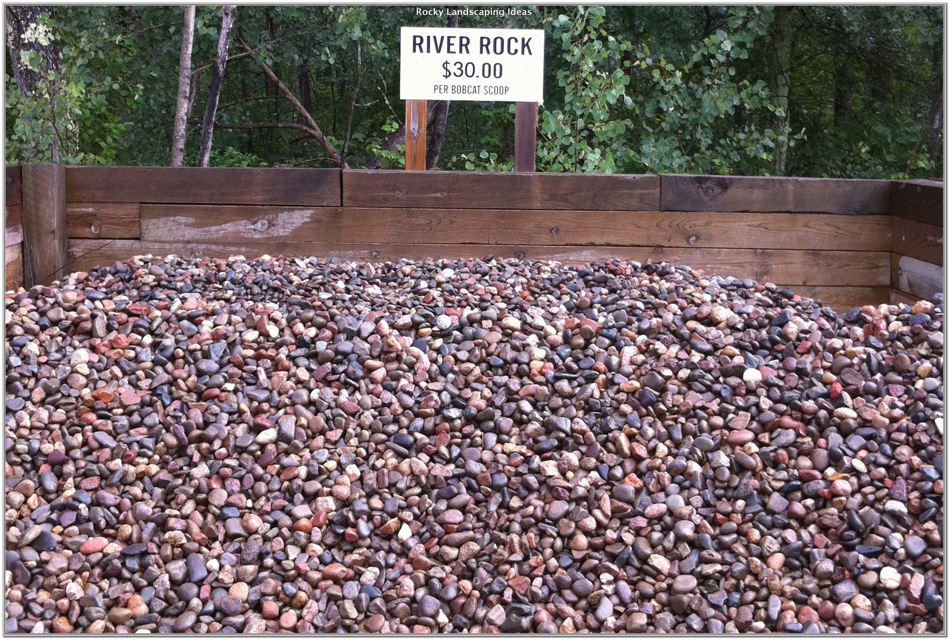 How To Keep Your Yard Looking Nice In The Winter Landscaping Lovers Landscaping With Rocks Decorative Garden Stones Landscaping Around Pool
