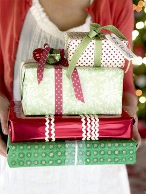 Pretty gifts - for you.