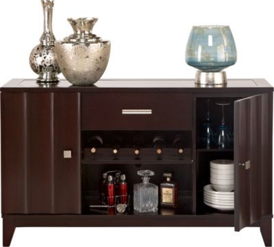 Shop For A Mondavi Server At Rooms To Go Find Servers That Will Look Great In Your Home And Complement Th Servers Furniture Dining Room Buffet Espresso Server