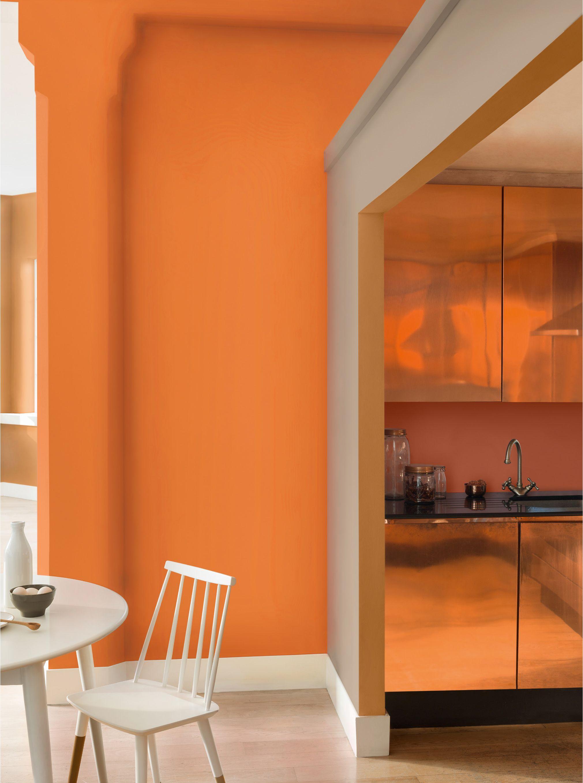 Recevez En Beauté Avec L Orange Confite Couleurs Tendances