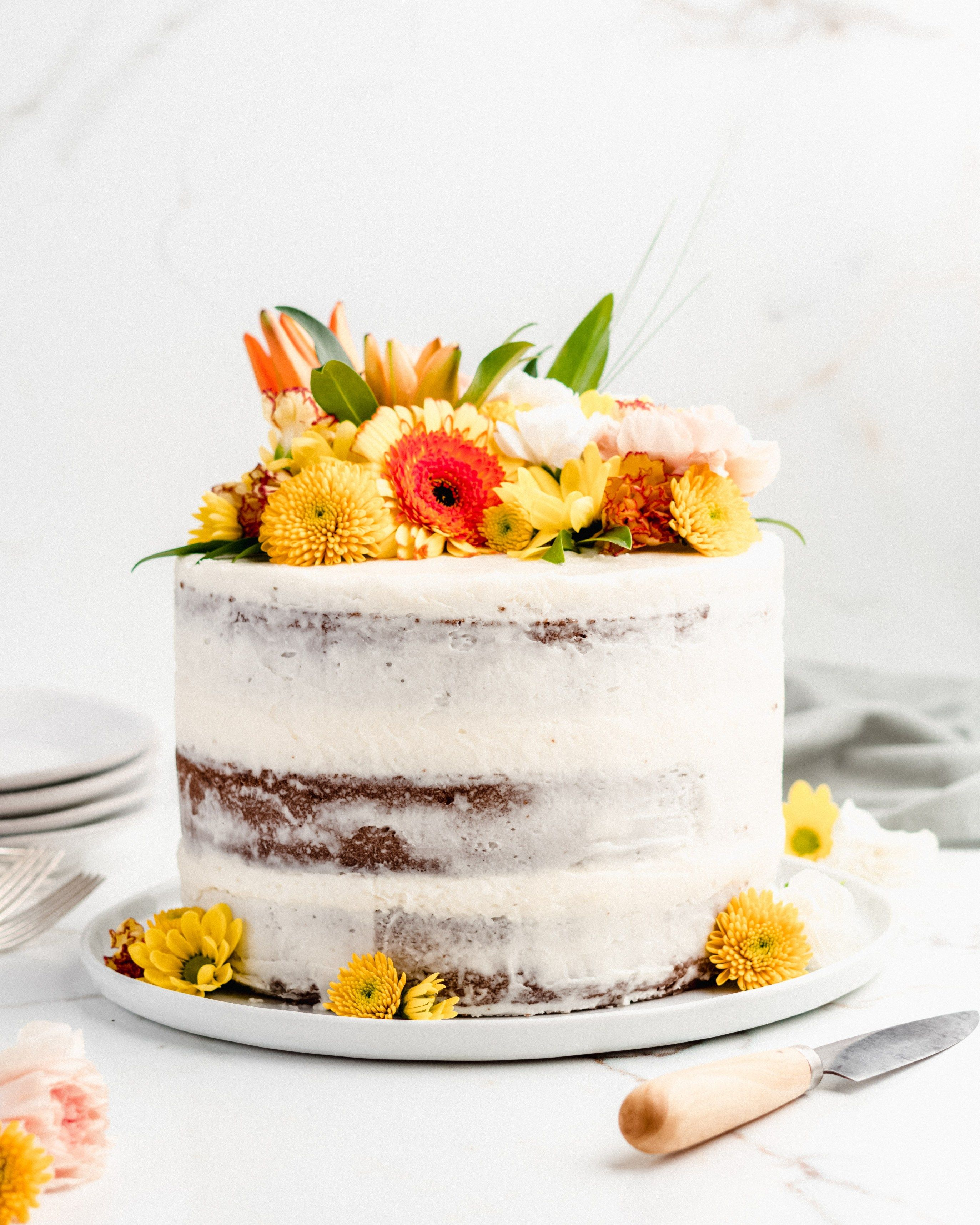 Ultra Moist Carrot Cake With Cream Cheese Frosting Food Duchess Recipe Cream Cheese Frosting Cake With Cream Cheese Pistachio Cake