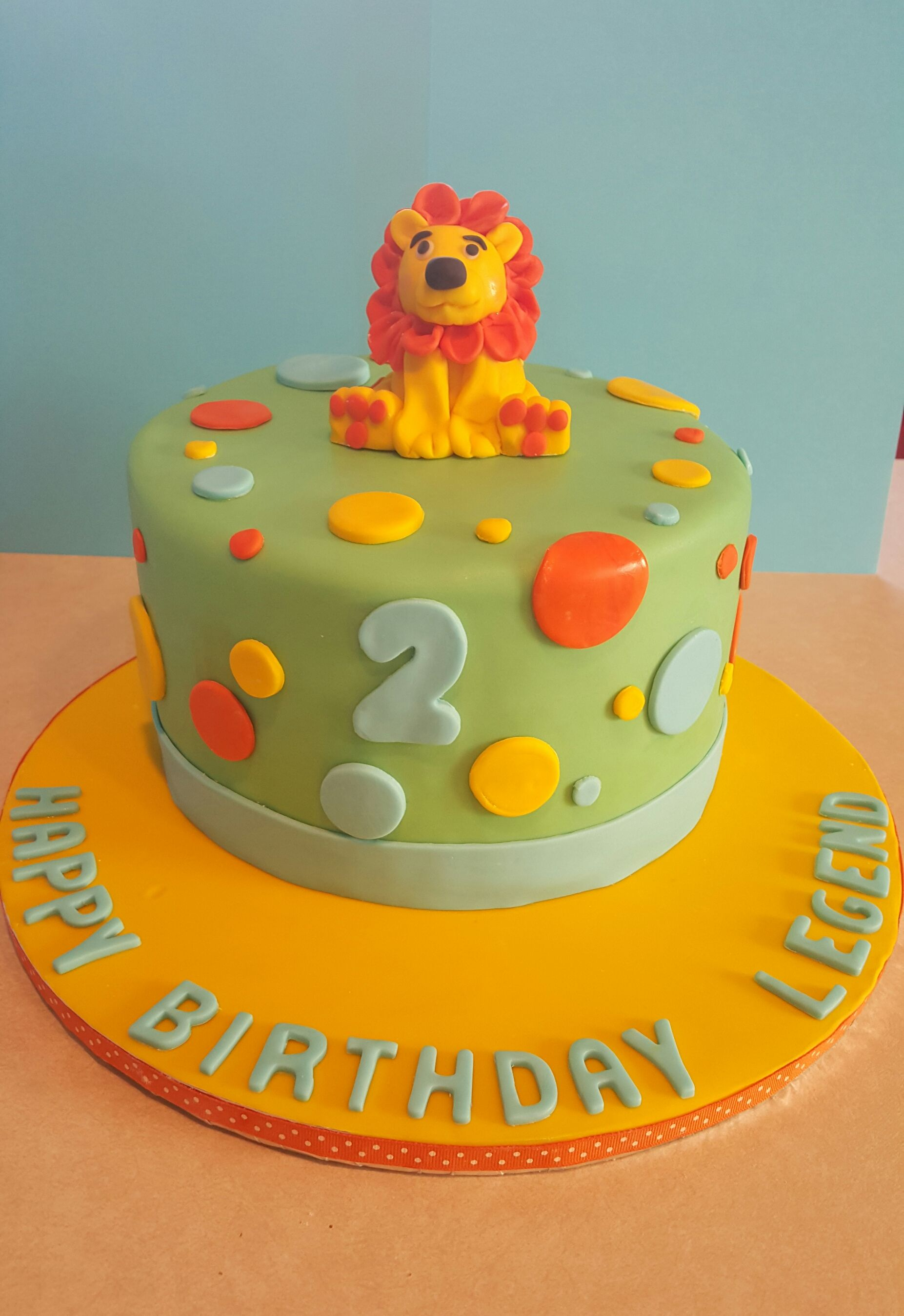 2 Year Birthday Ideas Tea And Cake Tuesday Lion Cakes Cake And Teas