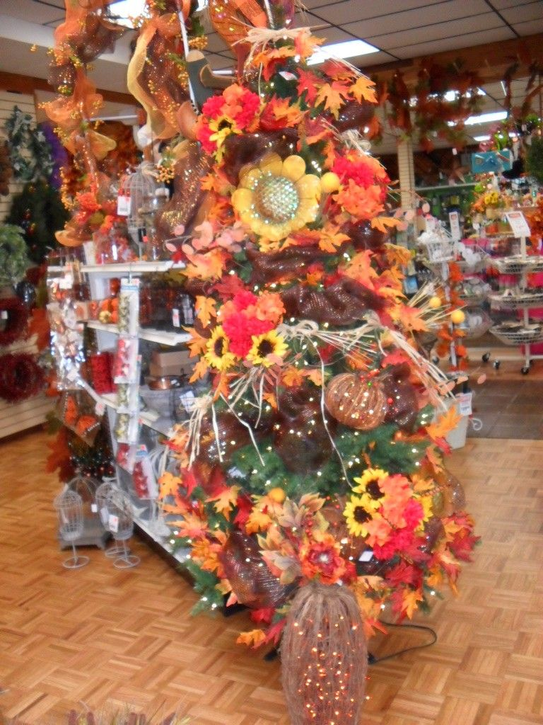 Uncategorized Fall Tree Decorations image result for images of artificial fall christmas trees trees