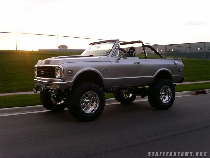 1972 Chevy Blazer 4x4 Chevy Chevy Trucks Truck Yeah