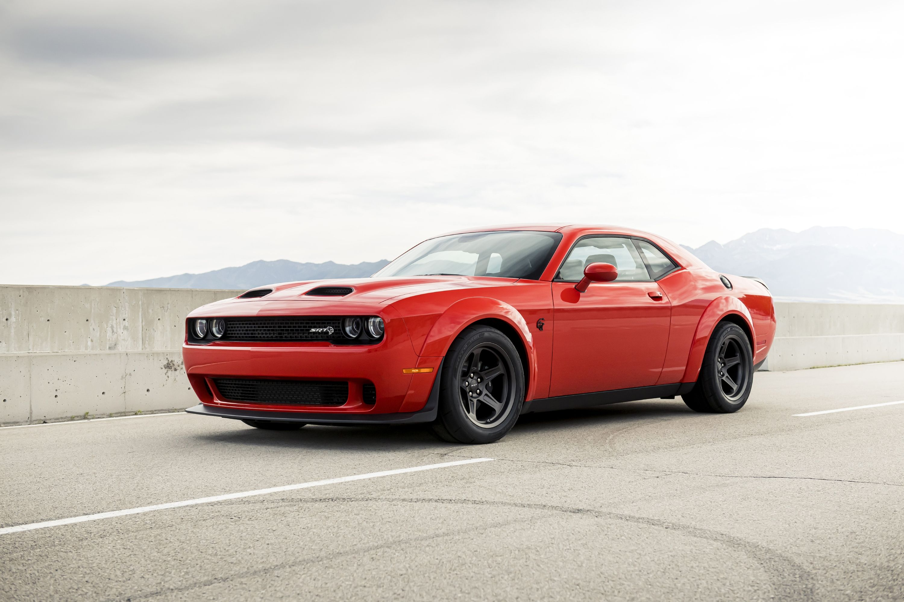 The Dodge Challenger Srt Super Stock Is Almost As Expensive As The Demon Top Speed Challenger Srt Hellcat Dodge Challenger Dodge Challenger Srt Hellcat