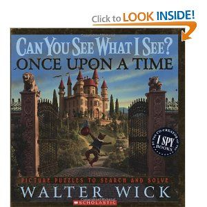 can you see what i see once upon a time picture puzzles to search and solve