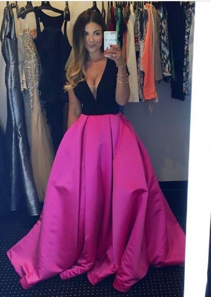 Bonito How Much Do Prom Dresses Usually Cost Fotos - Vestido de ...