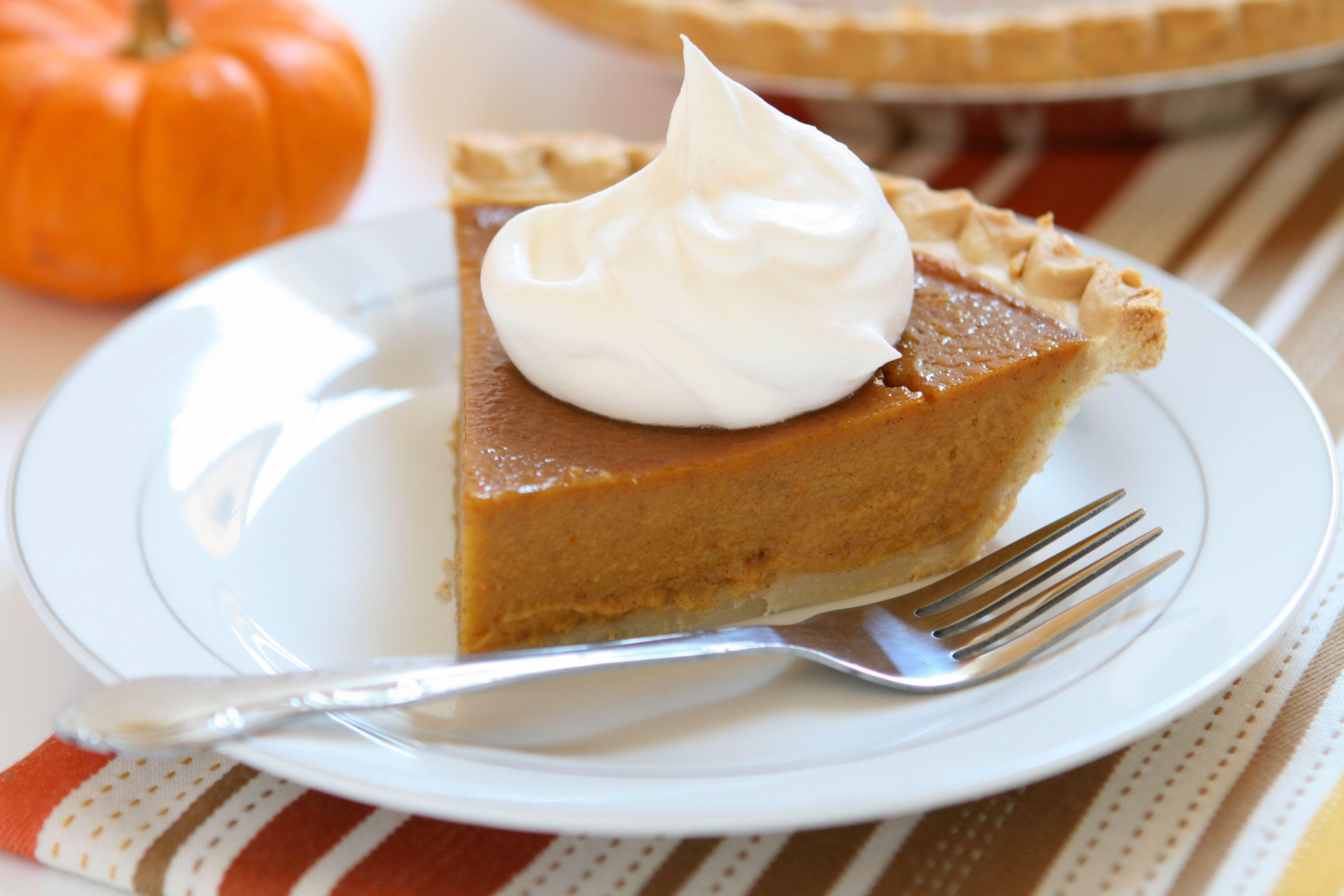 Vegan Pumpkin Pie Recipe Pumpkin Pie Food Vegan Comfort Food