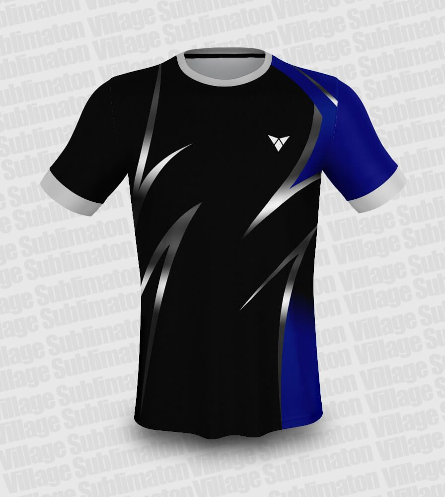 Download Hey Check This Blue And Black Cricket Jersey Design Rs 150 00 Https Buyjerseydesign Com Index Php Option Com J2store Jersey Design Psd Designs Design