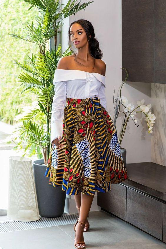 Inspirational Ankara Styles 2019