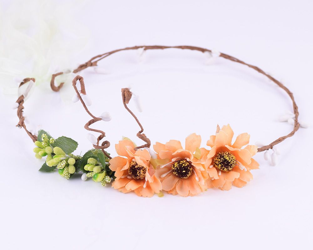 Click to buy cxadditions gradient flower headband garland pastel click to buy cxadditions gradient flower headband garland pastel flower crown floral izmirmasajfo