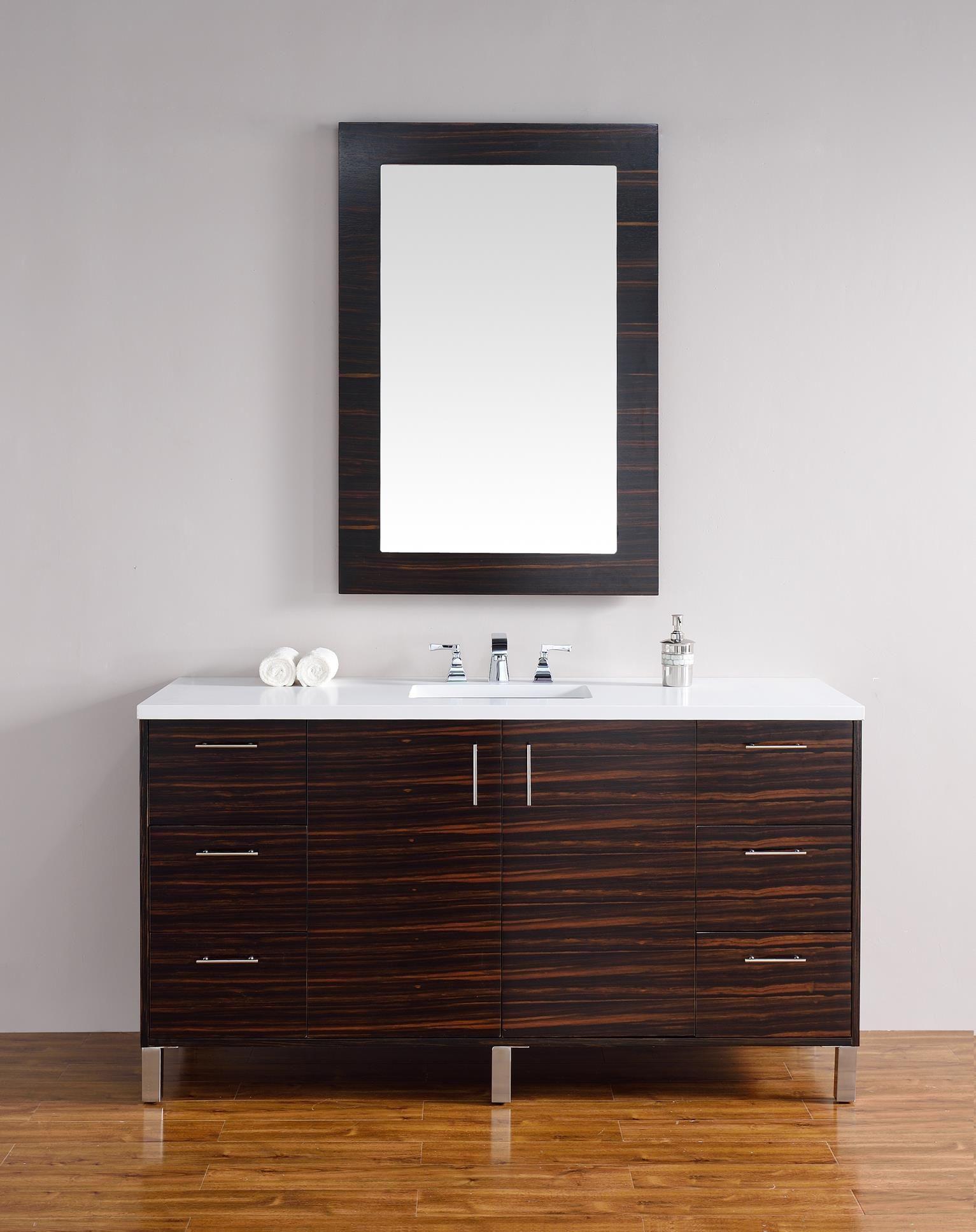 Pin On 60 Single Sink Bathroom Vanities James Martin