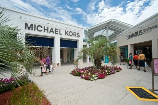 Michael Kors At Tanger Outlets In Myrtle Beach Sc Ping