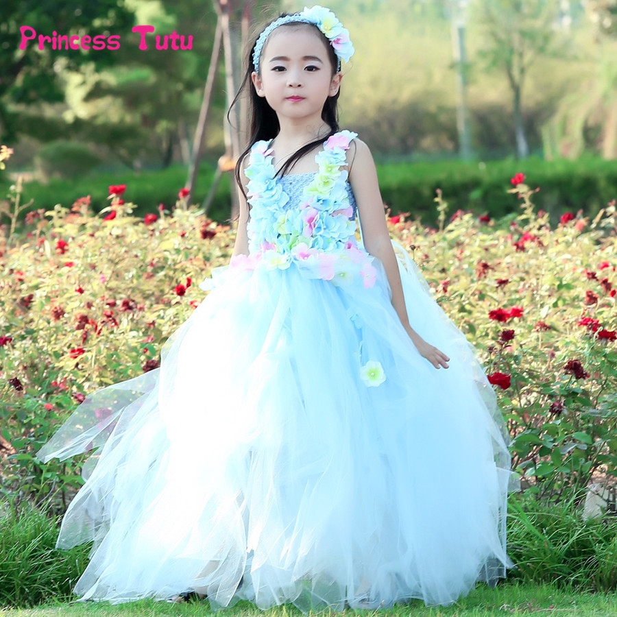 know more princess belle flower fairy tutu dress girls baby