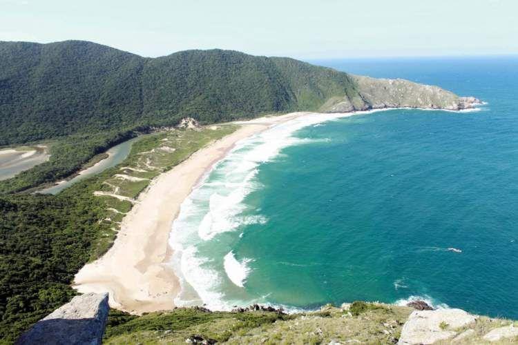 As 7 Praias Mais Paradisiacas De Santa Catarina Praia Santa