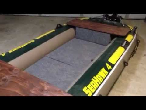 custom seahawk 4 fishing raft sea hawk boat fixes. Black Bedroom Furniture Sets. Home Design Ideas