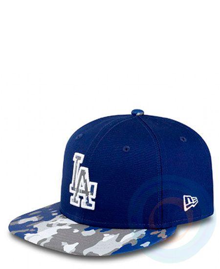 ea32ede8a8f48 Gorra New Era Camo Break LA Dodgers 9FIFTY Snapback. Cómprala en nuestra  tienda online  www.roundtripshop.com