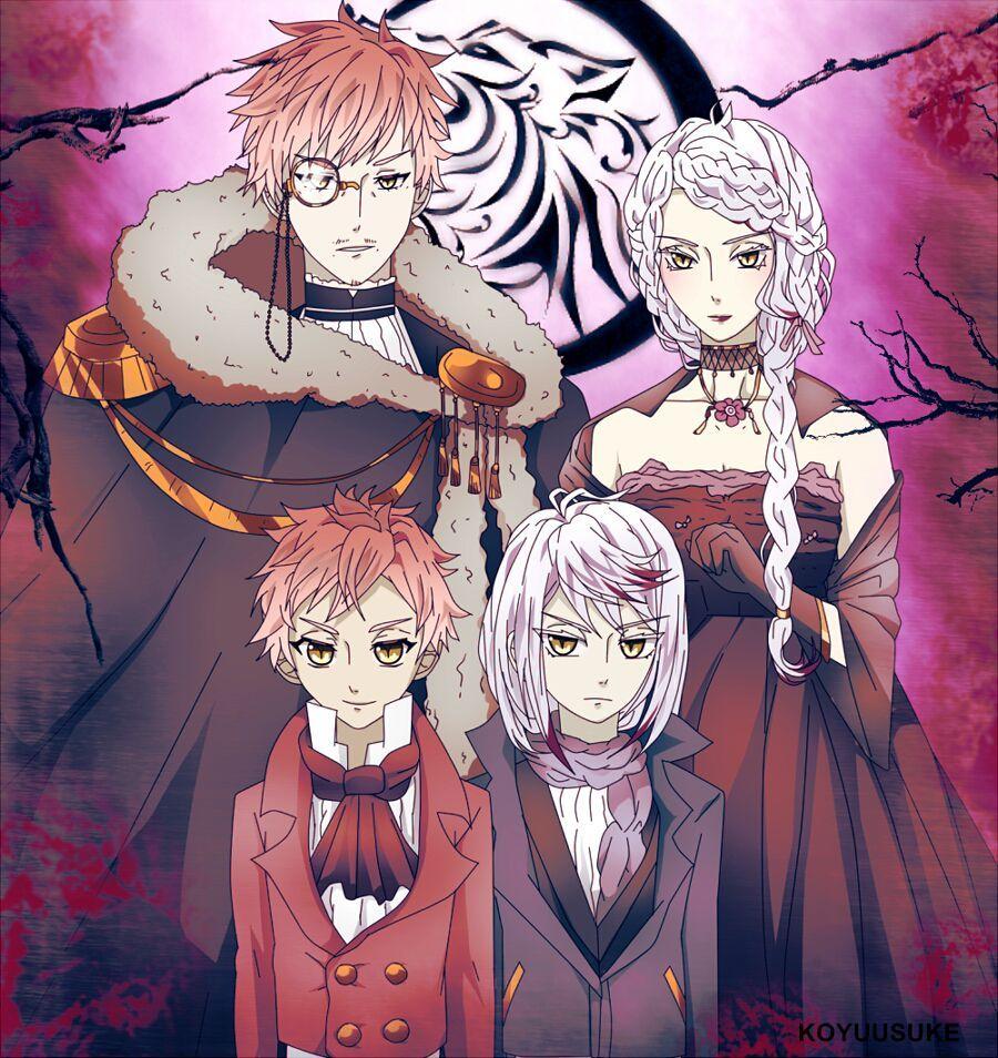 Bʟᴏɢ ʟᴏᴄᴏ ᴅᴇ Sᴜʙᴀʀᴜ imagens) Diabolik lovers, Anime