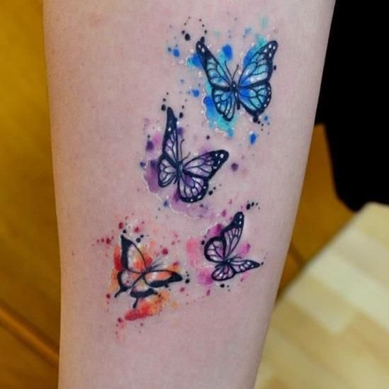 20 Wrist Butterfly Tattoo Ideas That Can Never Go Wrong For Any Girl Butterfly Tattoo Designs Purple Butterfly Tattoo Butterfly Tattoo