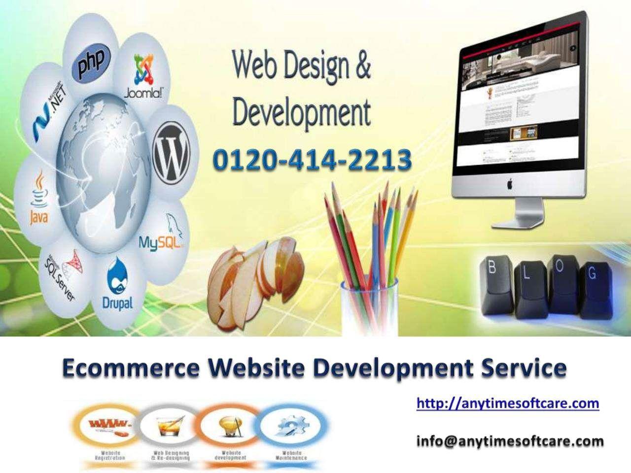 Experience unique Ecommerce Website Development Service In