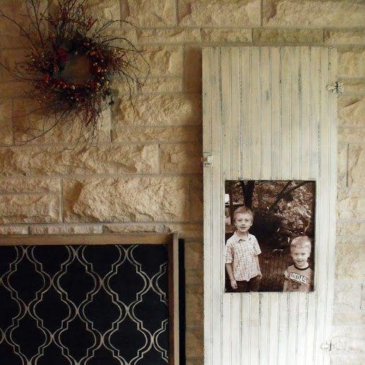 Door Picture Frame | 6