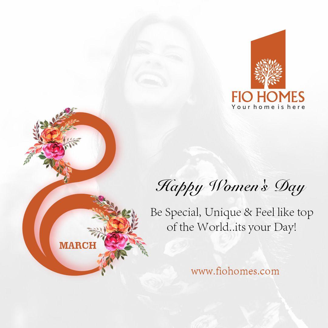 Happy Women's Day Happy woman day, Ladies day, Day