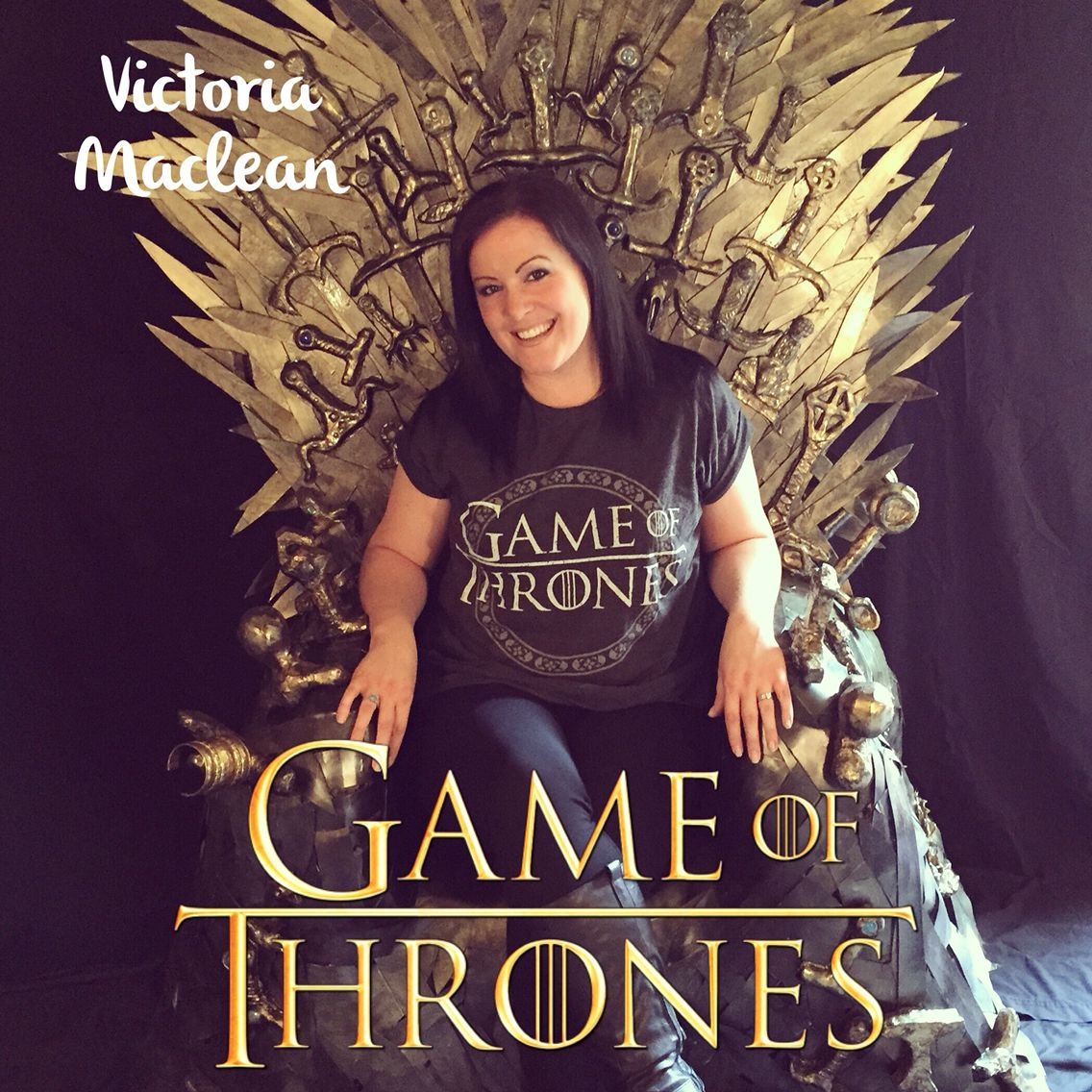 Victoria Maclean on the Iron Thrones