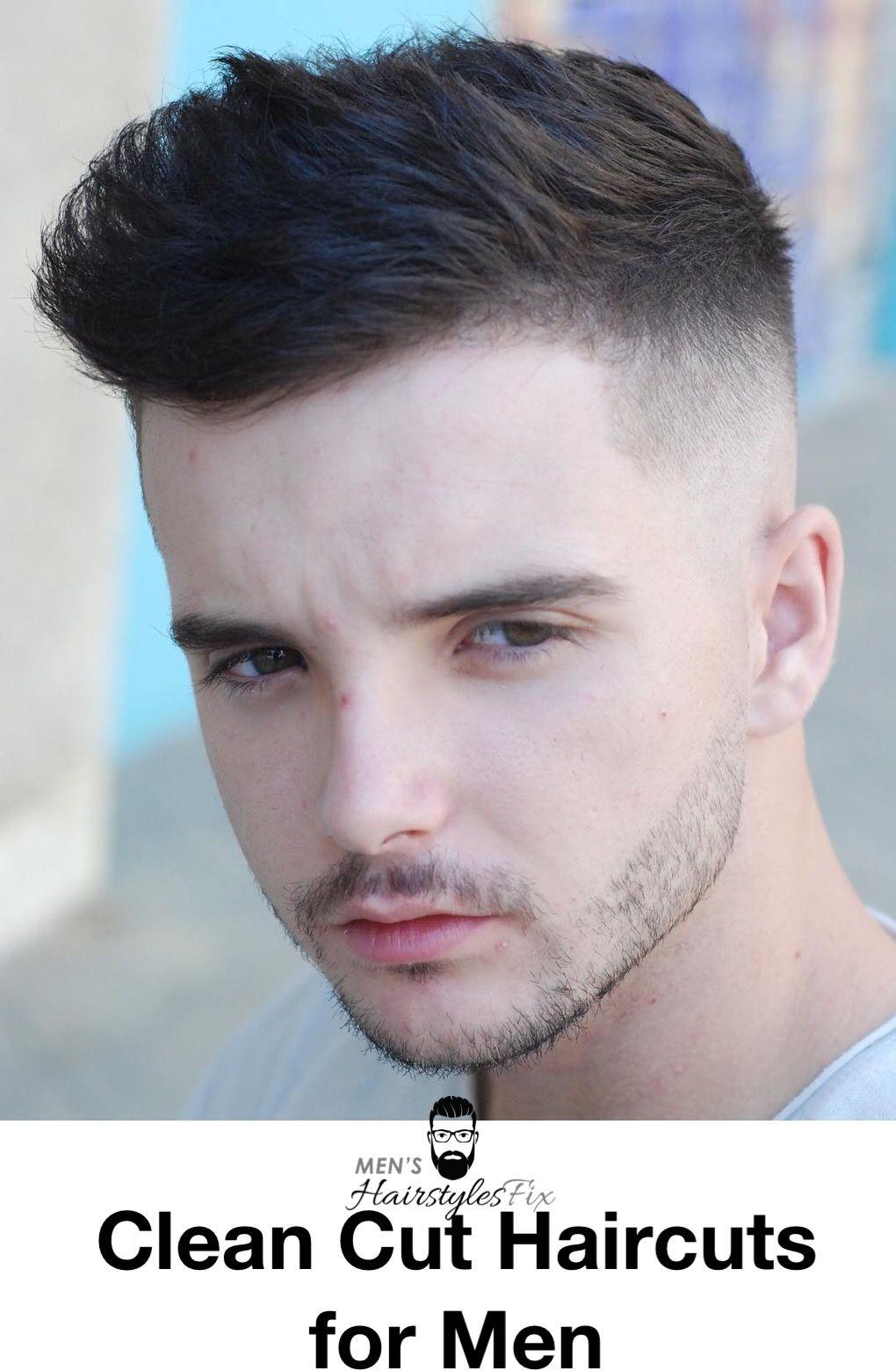 40 Simple Regular Clean Cut Haircuts For Men Hair Today