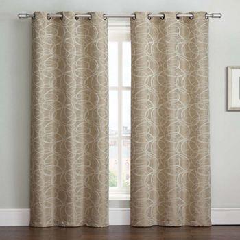 Victoria Classics Tianna Curtains 38 X 84 Kohls Com Guest