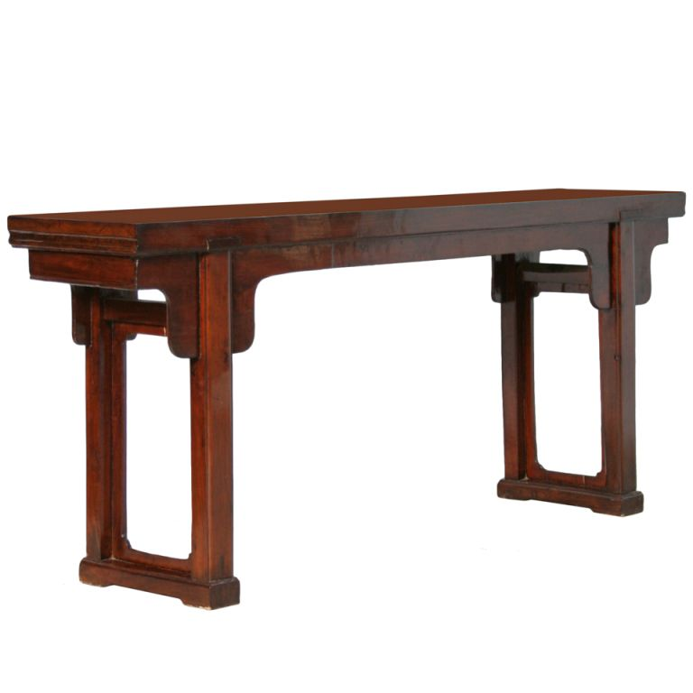 Antique Chinese Console Table Shanxi Circa 1830 Antique Chinese