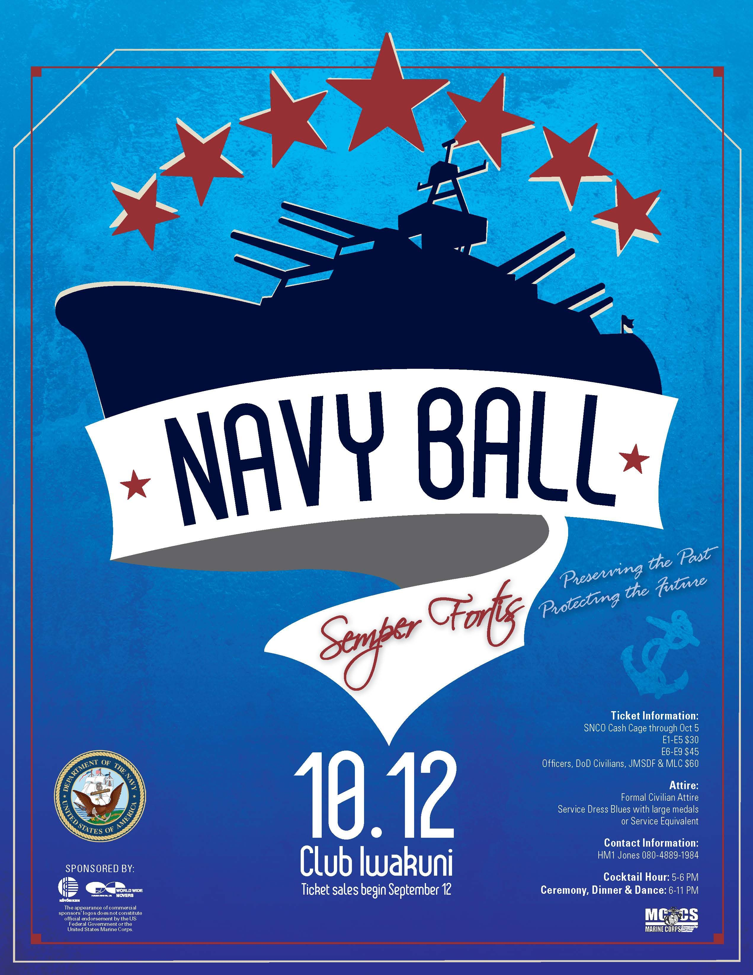 2013 Navy Ball | MCCS Iwakuni Events | Navy ball, Navy