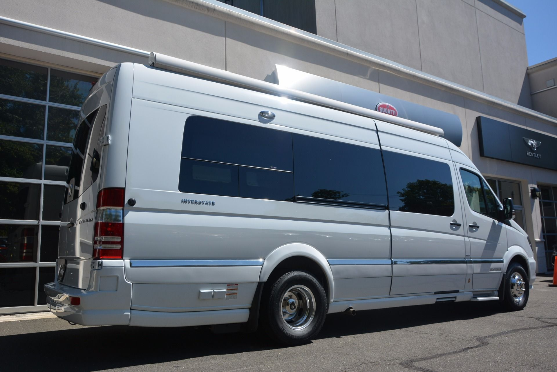 2016 mercedes benz sprinter 3500 airstream interstate ext