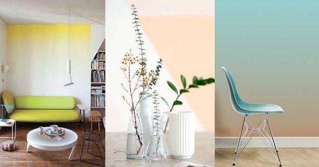 Las mejores ideas para pintar tu mismo tus paredes forma - Formas de pintar paredes ...