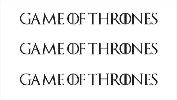 7 Amazing Games Of Thrones Fonts Game Of Thrones Fonts For Mac Game Of Thrones Winter