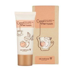 Skinfood Good Afternoon Peach Green Tea BB Cream SPF20/PA+ - #2 Natural Beige by Skinfood, http://www.amazon.com/dp/B0080MGH5M/ref=cm_sw_r_pi_dp_W-VYrb1FZ6020