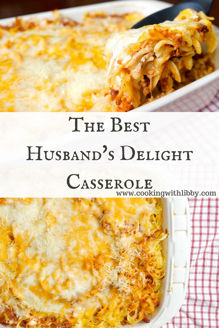Husband's Delight Casserole
