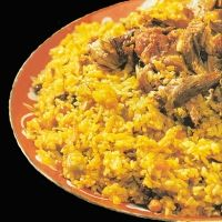 Uzbek Lamb Plov Pilaf Recipe | Recipes-Savory | Pinterest